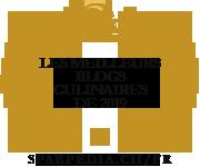 Bannières pour Les Meilleurs Blogs Culinaires de 2019