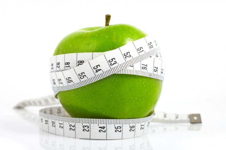 Bigstock Green Apples measured