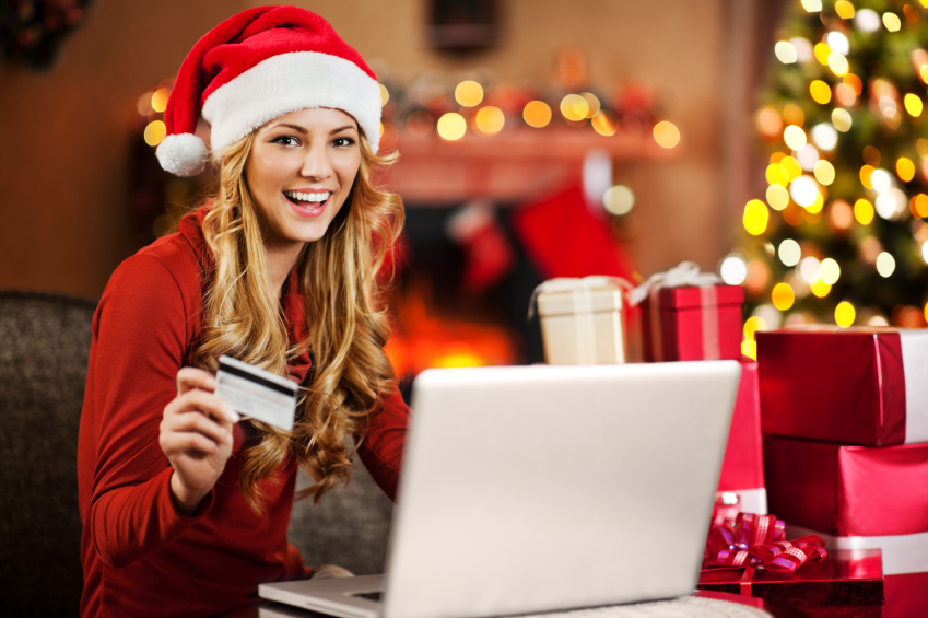 Christmas Online Shopping