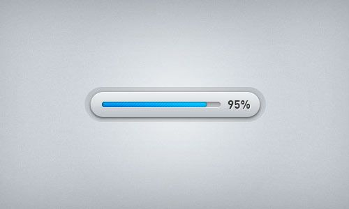 95% Battery Percentage