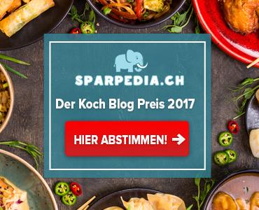 Der Koch Blog Preis 2017