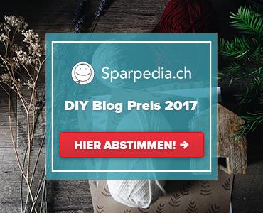 Banner für DIY Blog Preis 2017