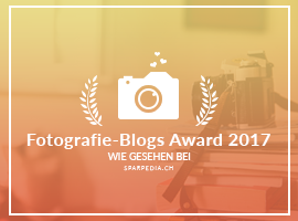 Fotografie-Blogs Award Badges