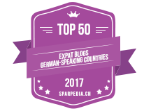Banners for Top 50 Expat Blogs German-Speaking Countries 2017