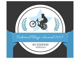 Fahrrad Blogs Award 2017