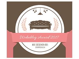 Wohnblog Award 2017