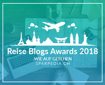 Reise Blogs Award 2018