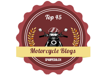 Banners for Top 45 Motorcycle Blogs