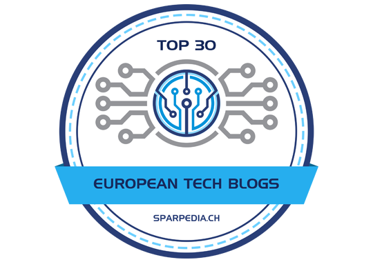 Banners for Top 30 European Tech Blogs