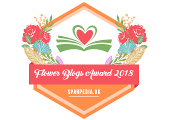 Banners for Flower Blogs Award 2018