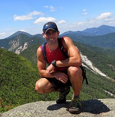 Hiking in the White Mountains and Adirondacks