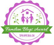 Banners für Familien Blogs Award