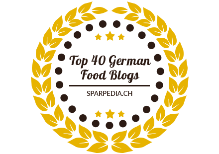Banners for Top 40 German Food Blogs