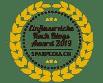 Banners for Einflussreiche Koch Blogs Award 2019