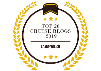 Banners for Top 20 Cruise Blogs