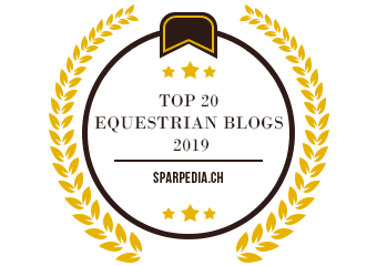 Banners for Top 20 Equestrian Blogs 2019