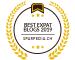 Banners for Best Expat Blogs