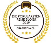 Banners for Die Populärsten Reise Blogs 2019