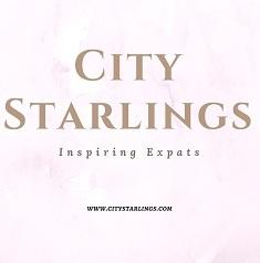 Expat Blogs Award 2019 citystarlings.com