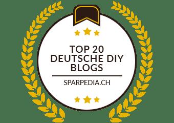 Banners for Top 20 Deutsche DIY Blogs