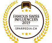 Banners for Famous Swiss Influencers 2019