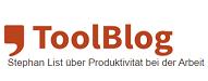 Top 30 der besten deutschen Blogger toolblog.de