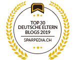 Banners for Top 30 Deutsche Eltern Blogs 2019