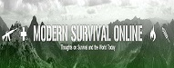 Top Survival Blogs 2020 | Modern Survival Online