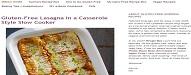 Top 25 Baking Blogs of 2020 glutenfreegoddess.blogspot.com