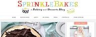Top 25 Baking Blogs of 2020 sprinklebakes.com